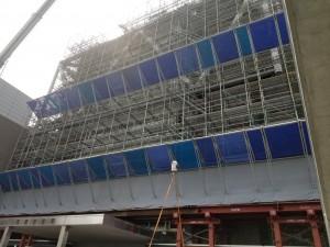 大規模改修工事2
