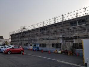 倉庫改修工事3